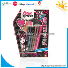 Monster High Tattoo Set